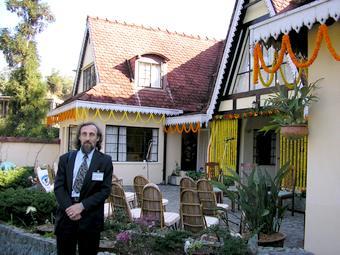 Aperto il museo in india nella casa in cui sono stati for Ultimi progetti di casa