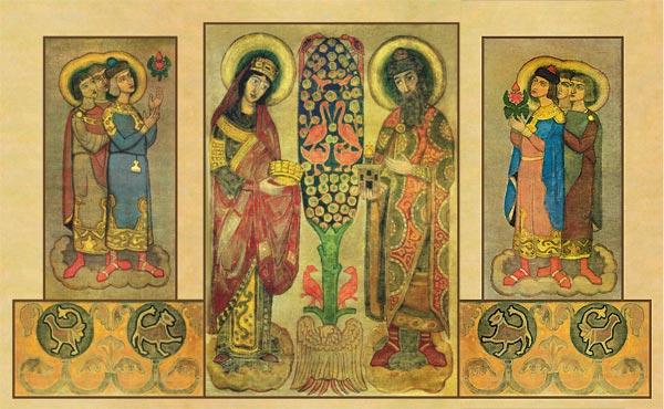 Картины Н.К. Рериха в Горловке