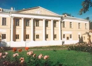Музей имени Н.К.Рериха. Усадьба Лопухиных
