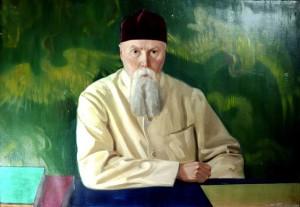 С.Н. Рерих. Портрет Н.К. Рериха