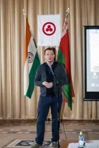 Заместитель председателя РОО «Белорусская ассоциация клубов «ЮНЕСКО» В.Н.Никонович