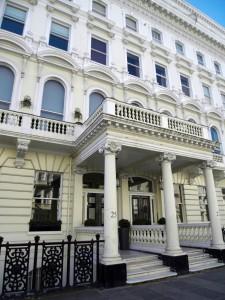 Дом Рерихов в Лондоне